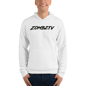 Zombztv - Bella + Canvas Unisex Fleece Pullover Hoodie