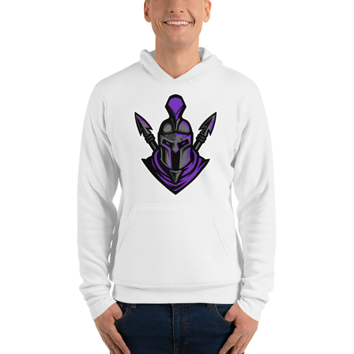 CriXicus - Bella + Canvas Unisex Fleece Pullover Hoodie