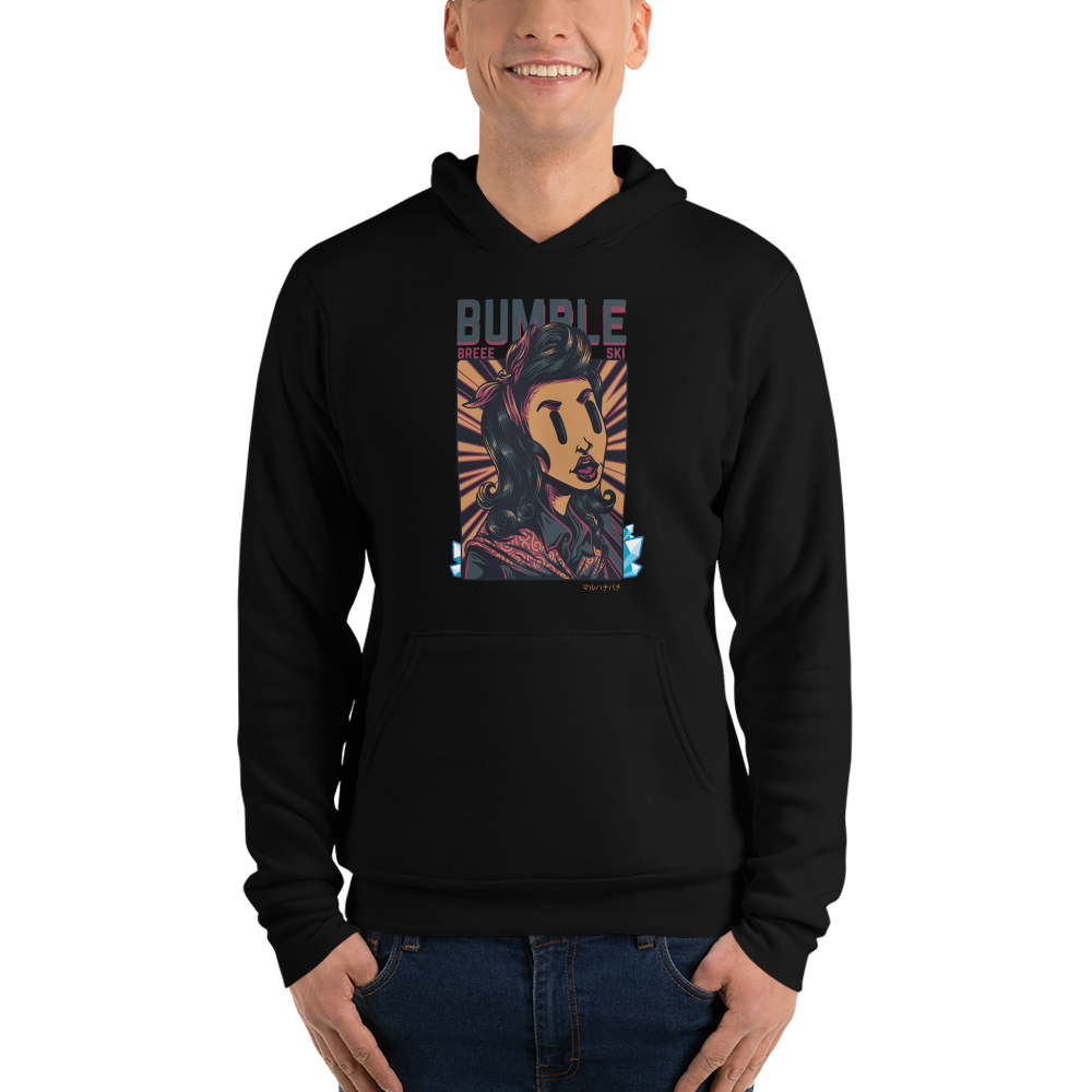 Spark Design - Bella + Canvas Unisex Fleece Pullover Hoodie