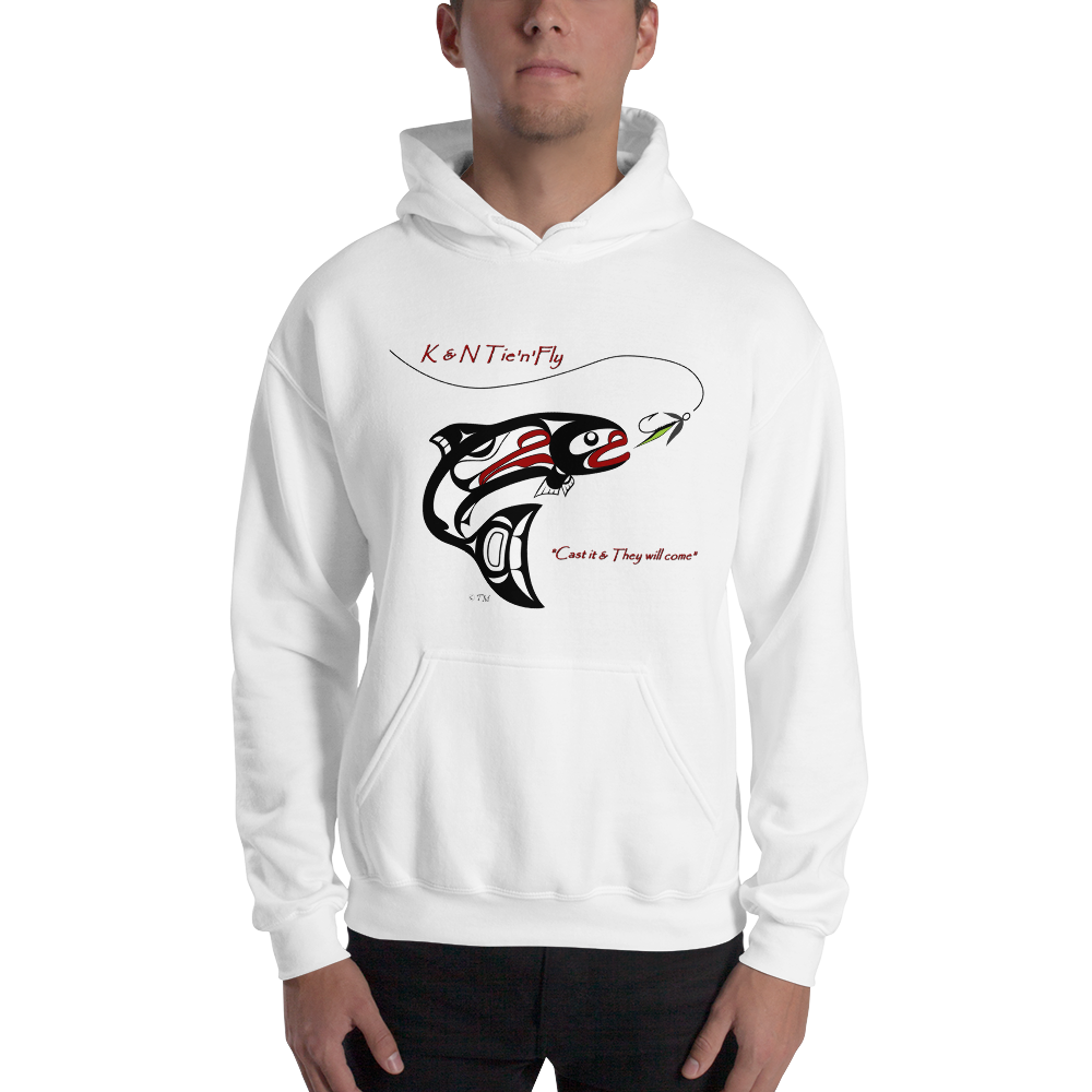 KNTF Limited Edition Clothing - Gildan Heavy Blend Hooded Sweatshirt