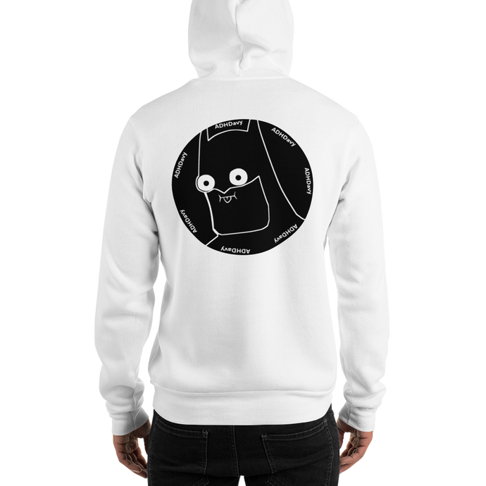 Logo Deluxe! - Gildan Heavy Blend Hooded Sweatshirt