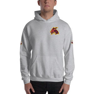 Golden Dragon - Gildan Heavy Blend Hooded Sweatshirt
