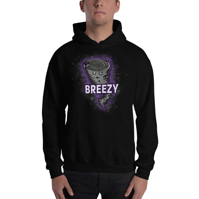Breezy - Gildan Heavy Blend Hooded Sweatshirt