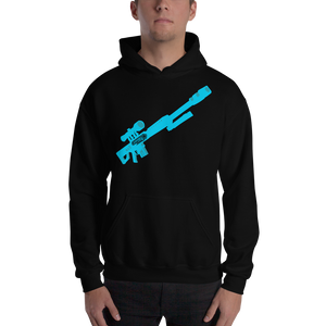 Heavy Sniper - Gildan Heavy Blend Hooded Sweatshirt