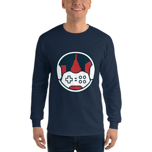 Phillymaster Merch  - Gildan Ultra Cotton Long Sleeve T-Shirt