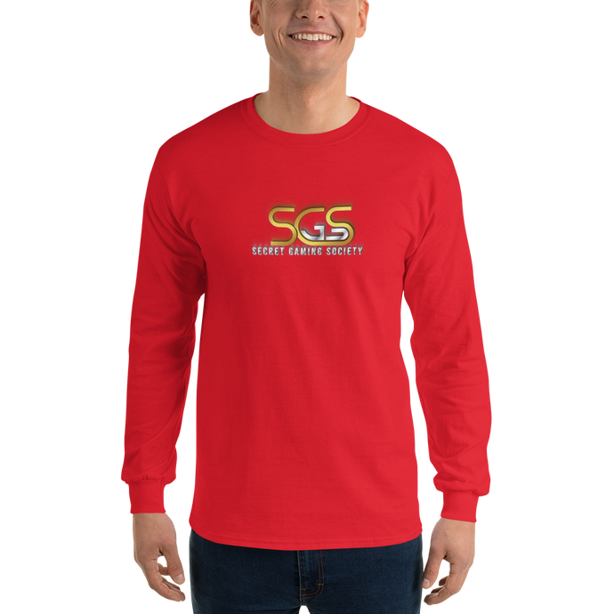 MentallyRetired - Gildan Ultra Cotton Long Sleeve T-Shirt