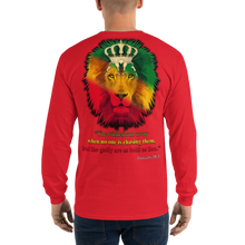 Godly Lion - Gildan Ultra Cotton Long Sleeve T-Shirt