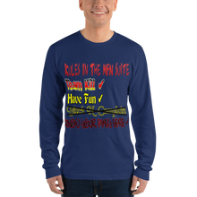 MFN Suite Rules - American Apparel Unisex Long Sleeve T-Shirt