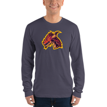 Dragon - American Apparel Unisex Long Sleeve T-Shirt