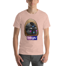 Borgtato - Bella + Canvas Unisex Short Sleeve Jersey T-Shirt w/ Tear Away Label