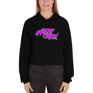 #NerfCrew V1 - Bella + Canvas Women's Fleece Crop Hoodie