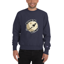 Going on a Trip |MOON| - Champion Crewneck Sweatshirt