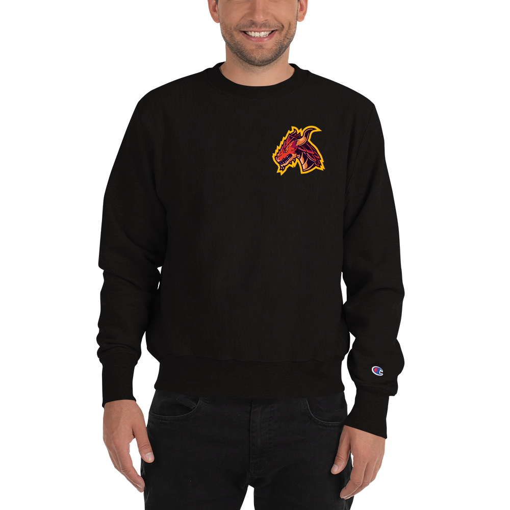 Dragon - Champion Crewneck Sweatshirt