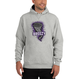 Breezy - Champion Cotton Max Hoodie