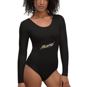 xTwisted - American Apparel Women's Long Sleeve Bodysuit