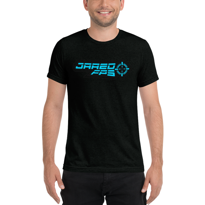 JaredFPS - Bella + Canvas Unisex Triblend T-Shirt with Tear Away Label
