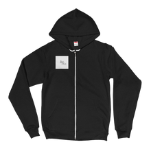 Scream  - American Apparel Unisex Fleece Zip Hoodie