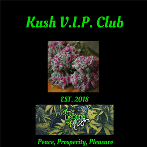 Kush V.I.P. Club Buttons