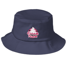 Cream Team Bucket Hat