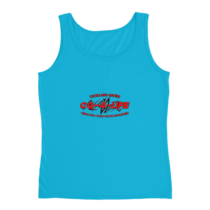 Cataclysm Gaming/Ledbetter17p Tank-top