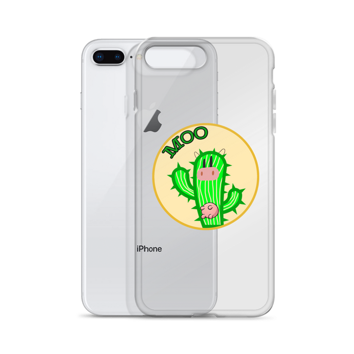 Moo ima Cactus iPhone Cases