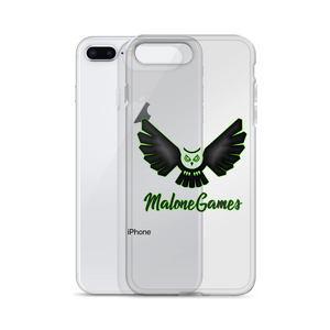 MaloneGames iPhone Cases