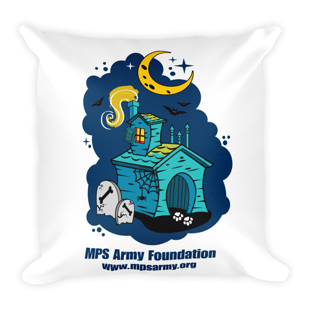 MPS Army Foundation Pillow