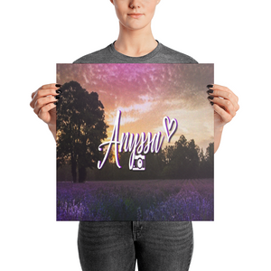 Anyssa Luster Posters