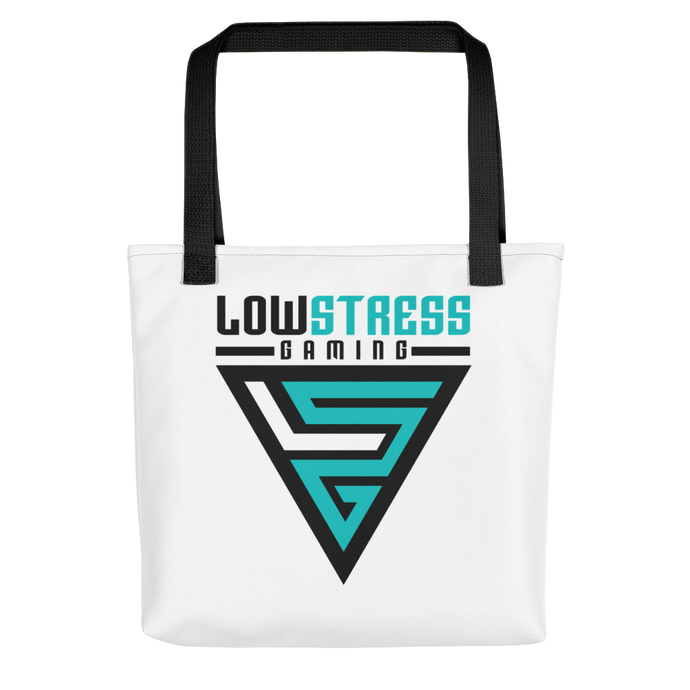Low Stress Gaming Tote