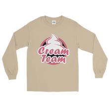 Cream Team Long Sleeve