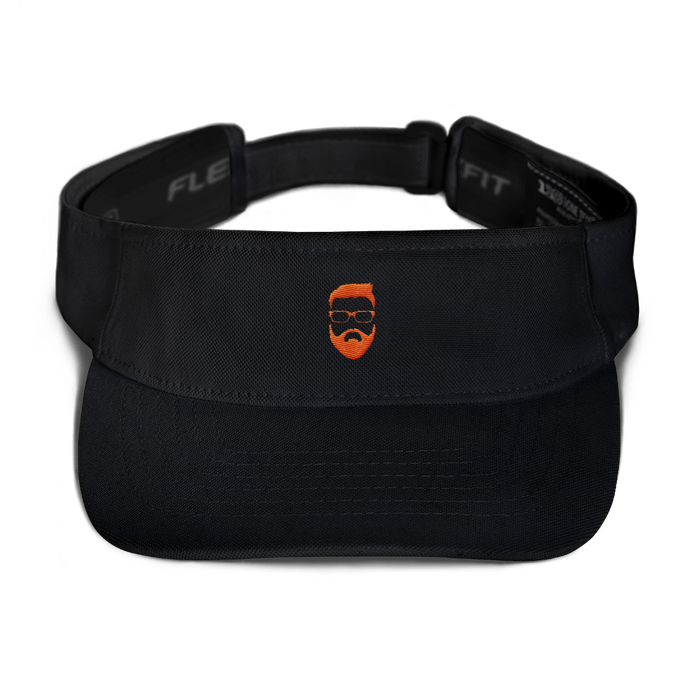 Fear The Beard Visor