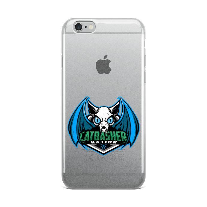 CatBasherNation iPhone Cases