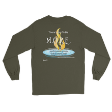 M.O.R.E. Ministries, Inc. Long Sleeve