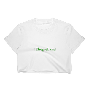 ChopieLand Crop-top