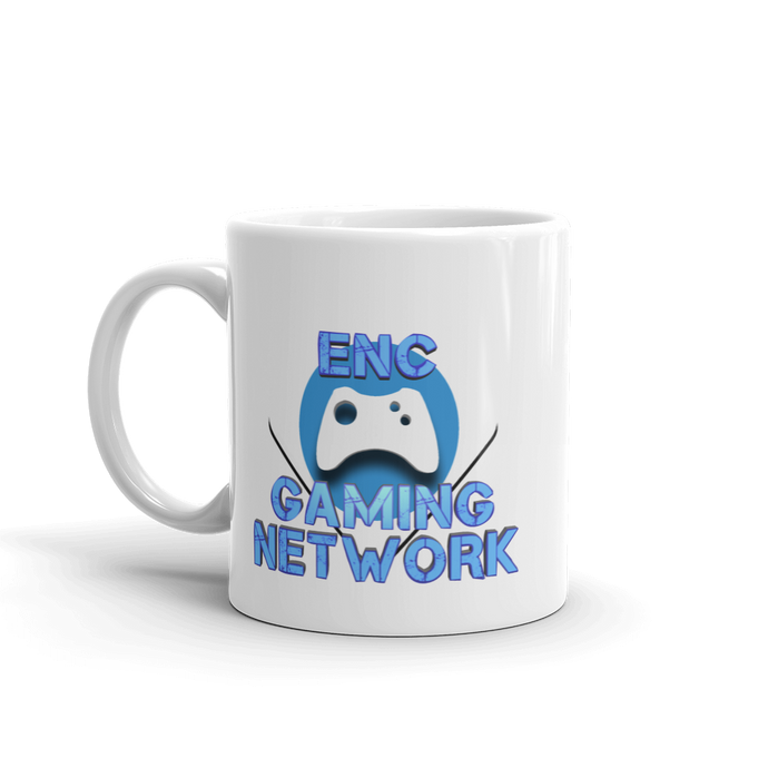 ENC Gaming Network Mug