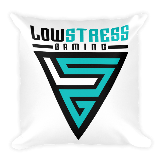 Low Stress Gaming Pillow