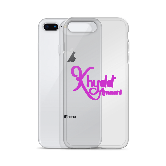 Khyddin Amaani iPhone Cases