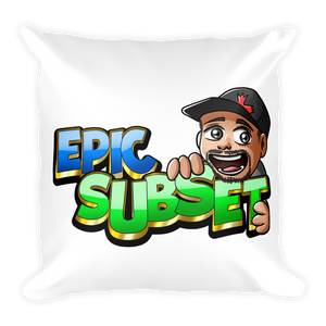 EpicSubset Pillow