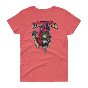 ReAnimateHer Ladies' T-shirt