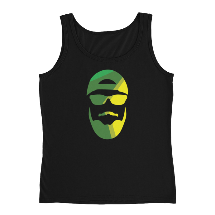 BeardedBreezy Tank-top