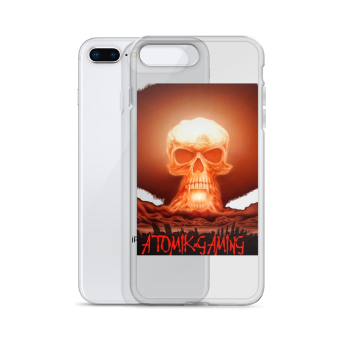 ATOMIKxGAMING iPhone Cases