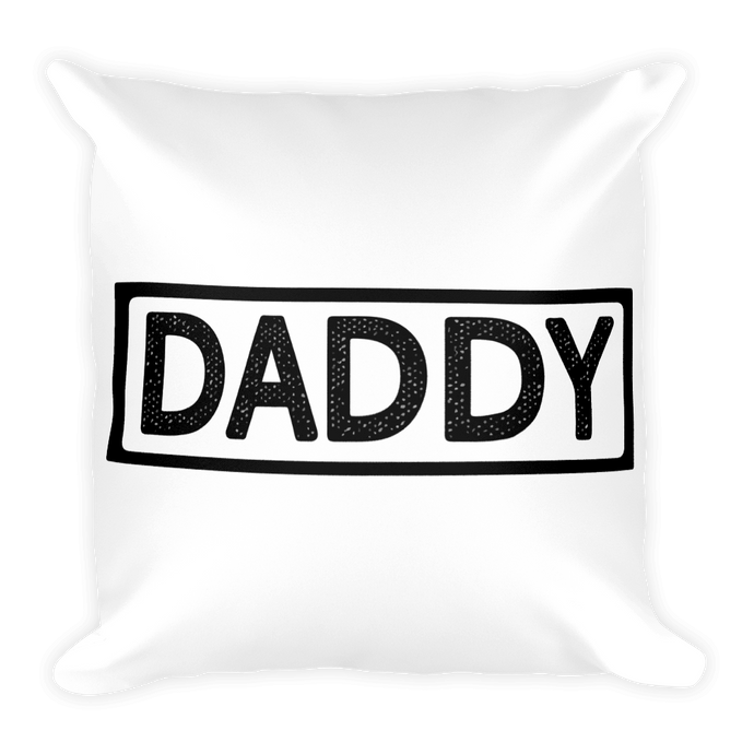 Ooooh Daddy Pillow
