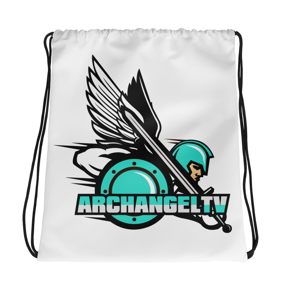 ArchangelTV Drawstring Backpack