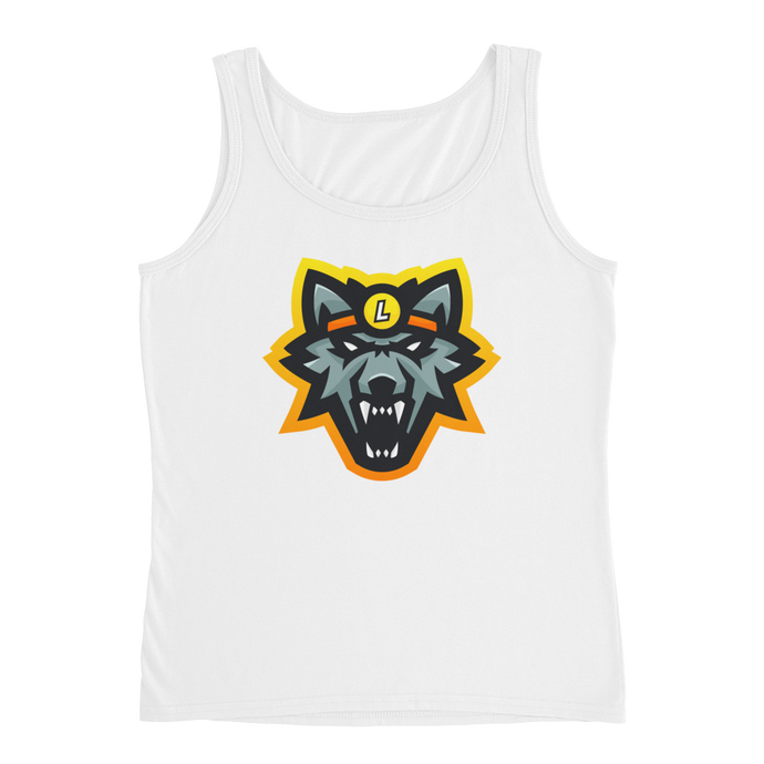 Lupo2theRescue Tank-top