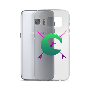 Celtic Surfer Gaming Samsung Cases
