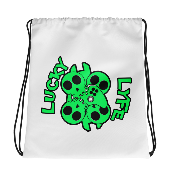 LuckyLyfe Drawstring Backpack