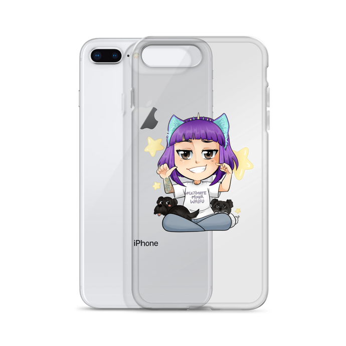 BB_NotYourWaifu iPhone Cases