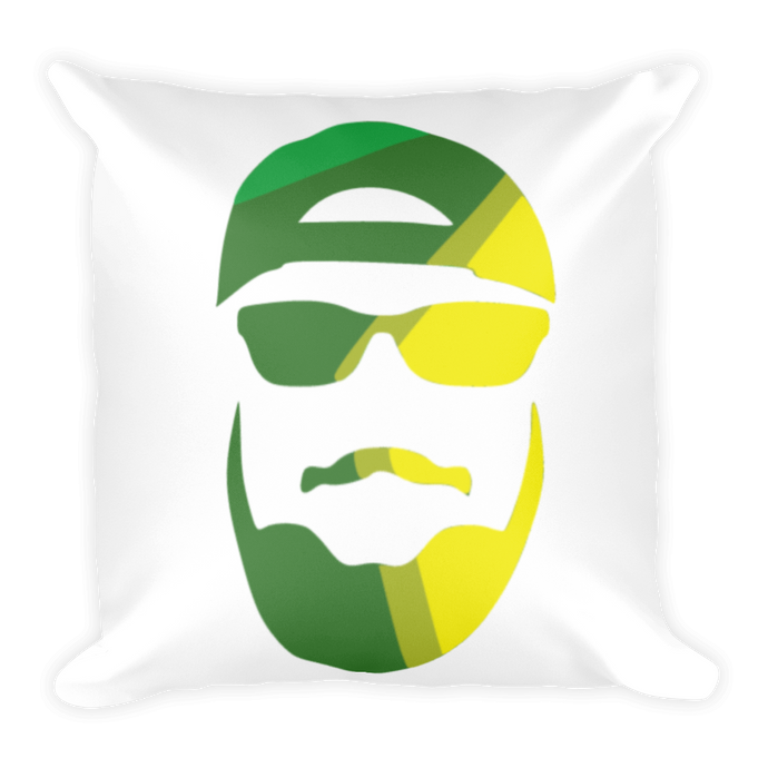 BeardedBreezy Pillow