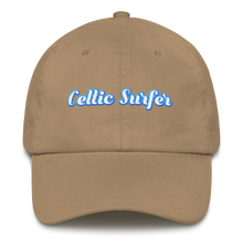 Celtic Surfer Gaming Baseball Cap