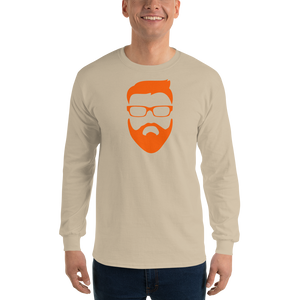 Fear The Beard Long Sleeve